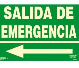 Salida Emergencia con Puerta