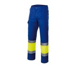 Pantalón alta visibilidad colores