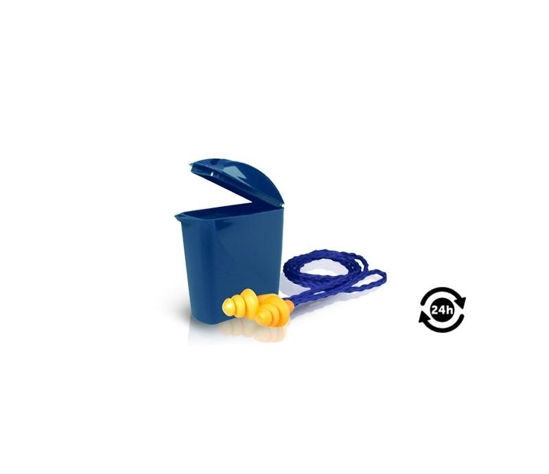 Tapones reutilizables