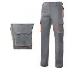 Pantalón Multibolsillos combinado