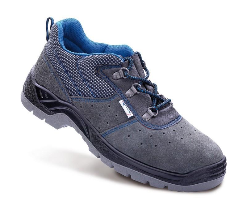 Zapato Seguridad Serraje