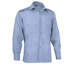 Camisa manga larga de vigilante