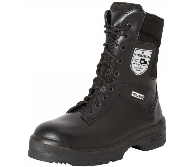 67790c4f7b7 Bota de seguridad para motosierra. Comprar calzado de seguridad.