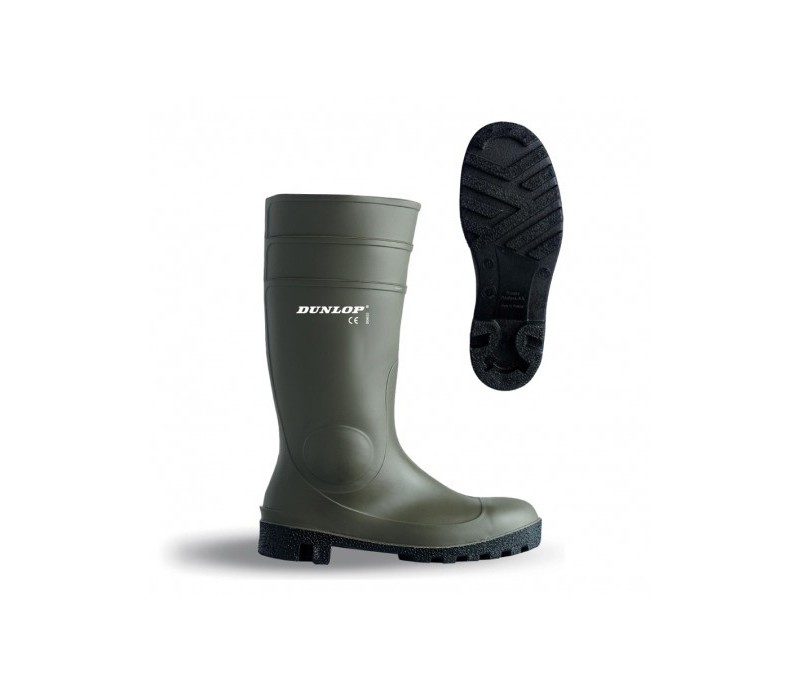 Bota Dunlop S5 de PVC