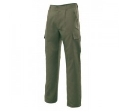 Pantalón Multibolsillos básico