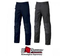 Pantalón multibolsillos de trabajo triple costura