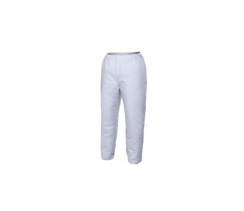 Pantalón pijama ambientes fríos industria alimentaria.