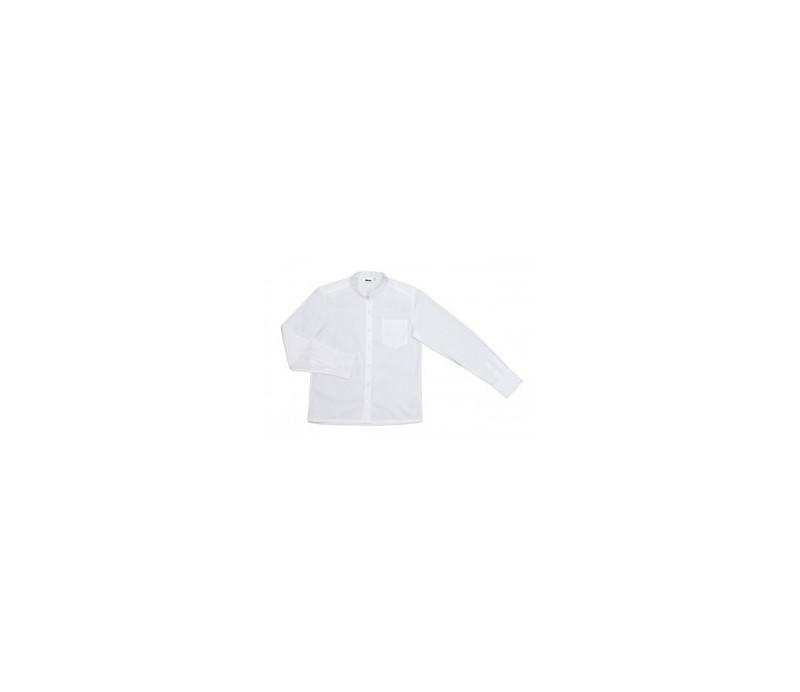 Camisa hombre cuello mao