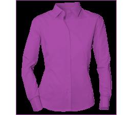 Camisa de mujer manga larga