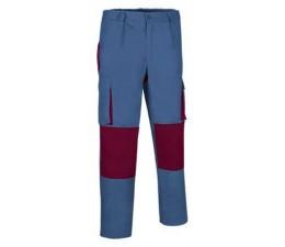 Pantalón Bicolor Darko azul granate