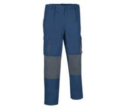Pantalón Bicolor Darko azul gris