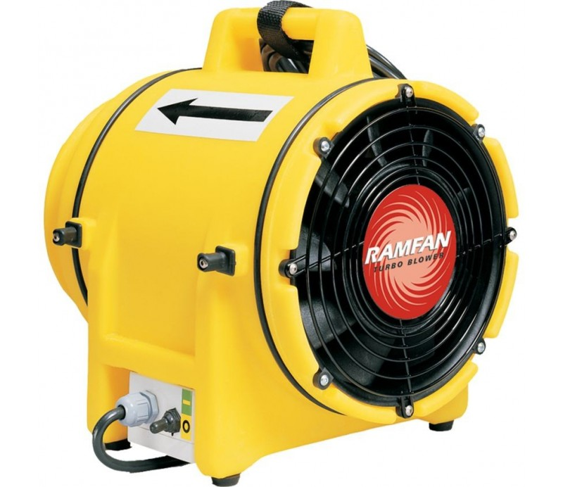 VENTILADOR MOVIL 1392 M3/H EXTRACTOR