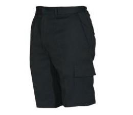 Pantalón corto multibolsillos de campaña