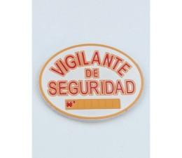 Placa de vigilante
