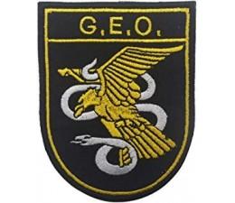 Escudo uniforme vigilante