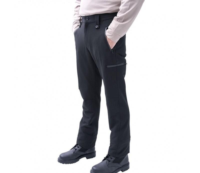 Pantalón softshell vigilante de seguridad