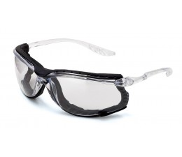 Gafa ocular incoloro, EVA (desmontable)