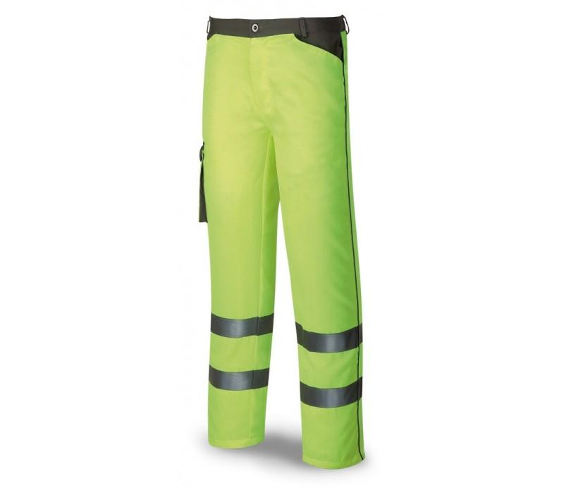 Pantalón Alta visibilidad Amarillo