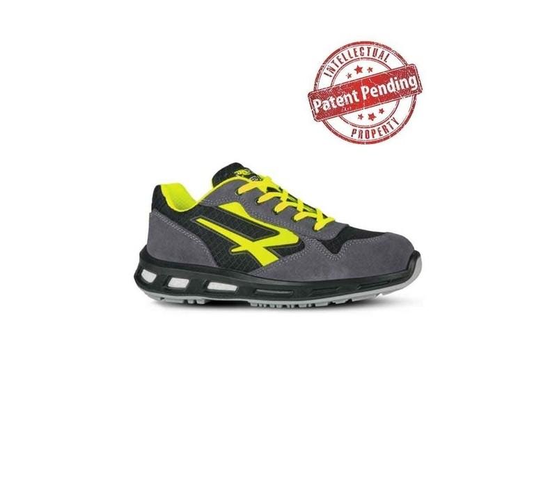 Zapatos de seguridad bajos. Mod. YELLOW