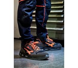 Zapatos de seguridad bajos. Mod. Orange