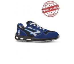 Zapatos de seguridad bajos. Mod. DEA