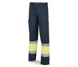 Pantalón acolchado de alta visibilidad