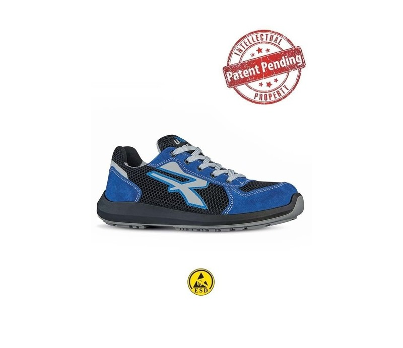 Zapatos de seguridad bajos. Mod. SKY