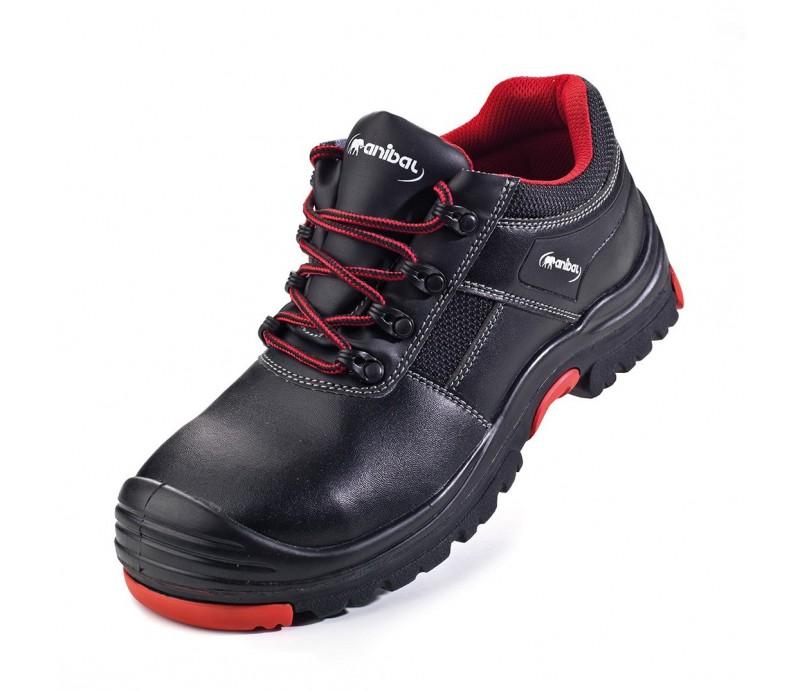 Zapato microfibra de trabajo Adriano