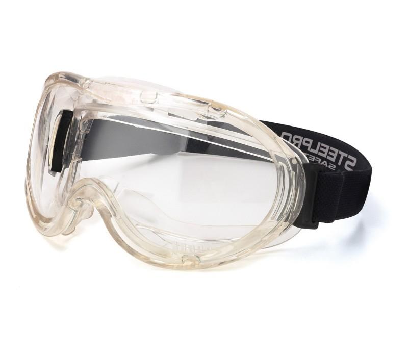 Gafas de protección integral