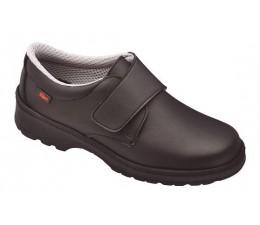 Zapato sanitario velcro