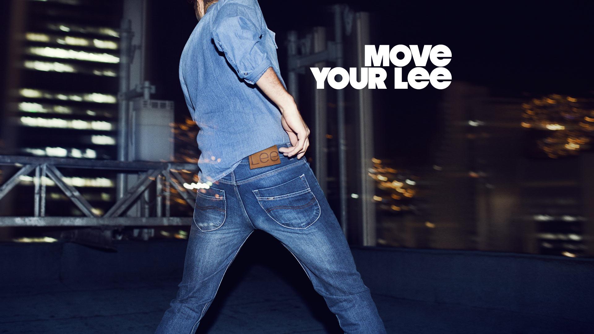 Pantalones vaqueros de trabajo, Lee Denim