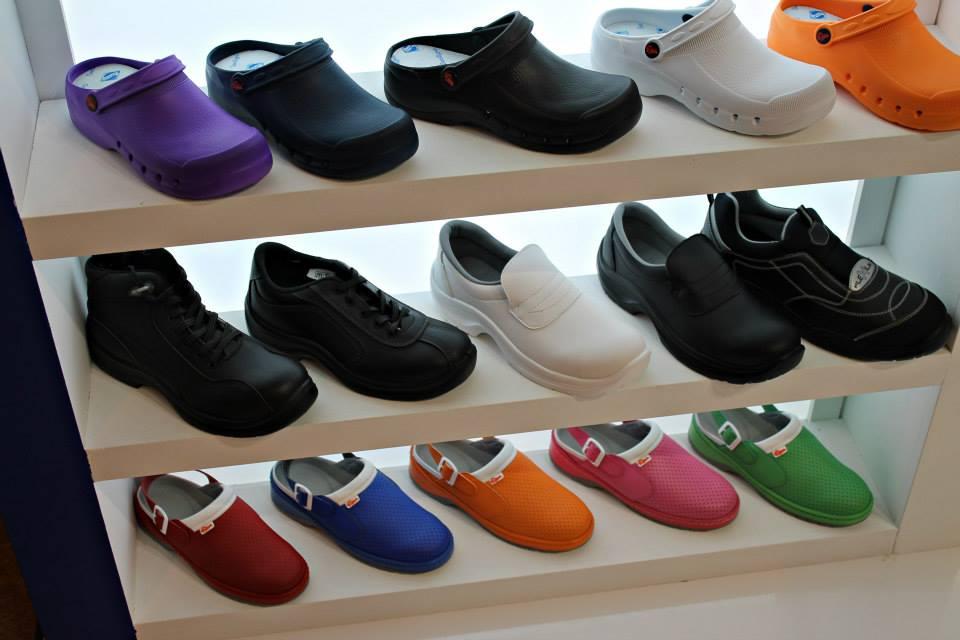 calzado sanitario