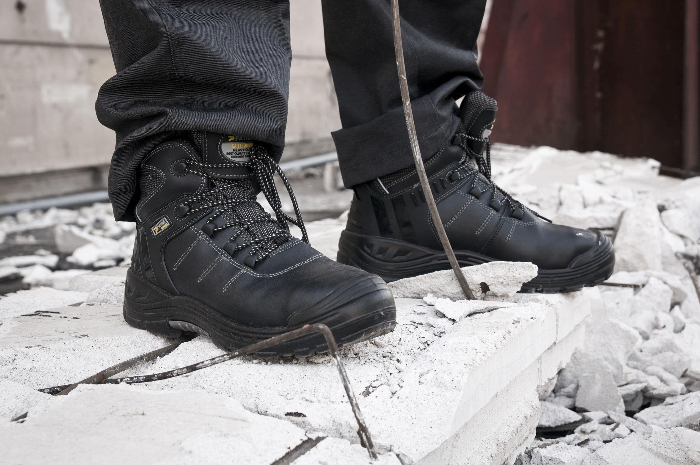 Elegir un calzado de seguridad adecuado para el trabajo
