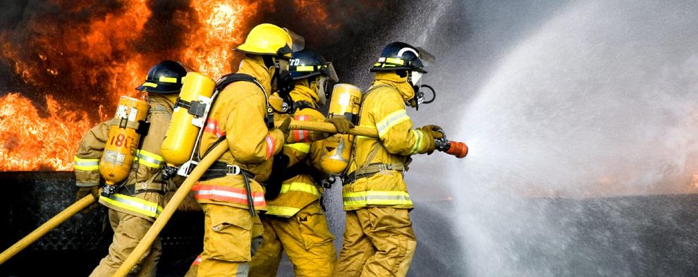 La protección contra el fuego