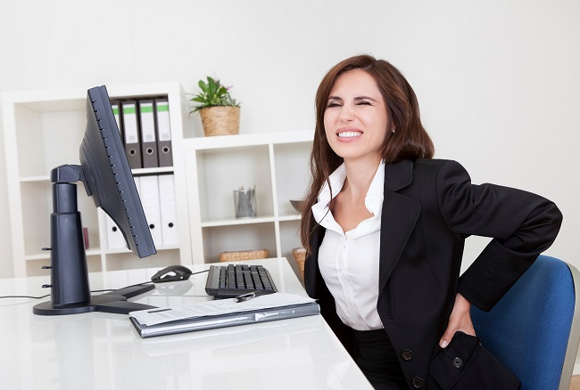 Salud y bienestar, esfuerzo físico en el trabajo