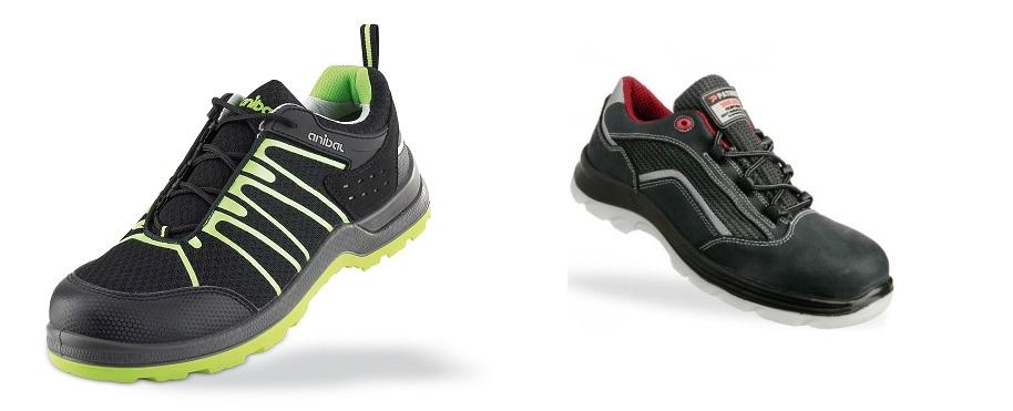 calzado de seguridad ultraligero
