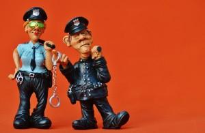 uniforme de policias