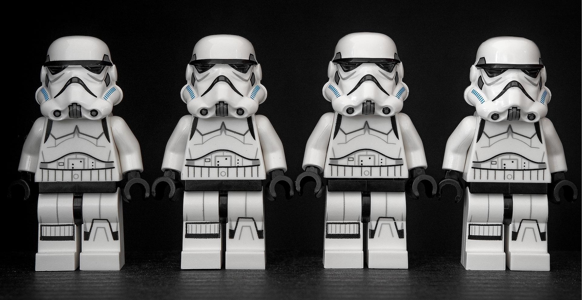 uniforme star wars
