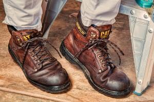 tallas grandes en botas de seguridad