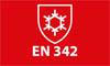 logo normativa UNE EN-342