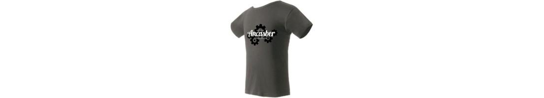 Camisetas Ancasber