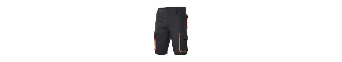 Pantalones de trabajo cortos