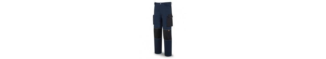 pantalones de seguridad laboral largos. pantalón de trabajo. Ancasber.