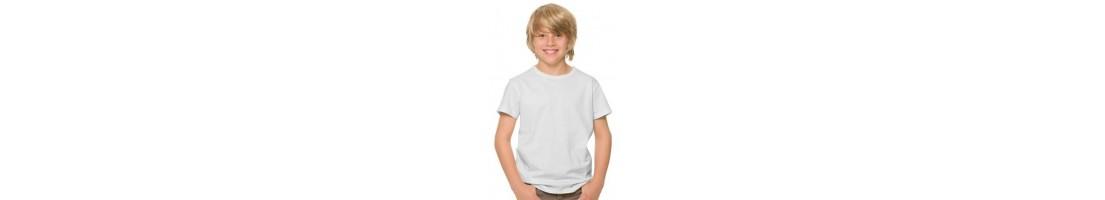 Camisetas y polos de niño