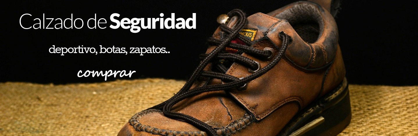 Calzado zapatos de seguridad