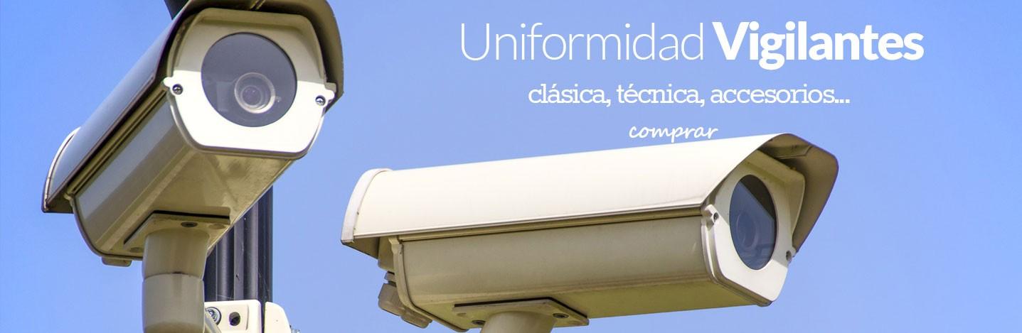 Uniformidad para vigilantes de seguridad